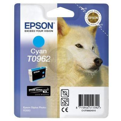 Epson Cyan T0962 Ink Cartridge