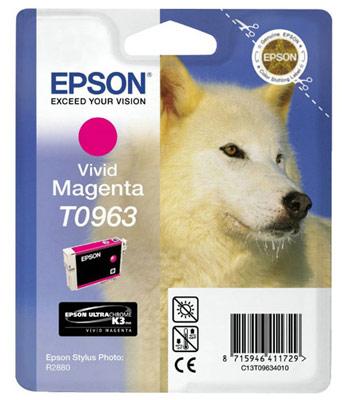 Epson Magenta T0963 Ink Cartridge