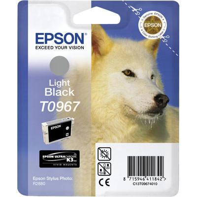 Epson Light Black T0967 Ink Cartridge