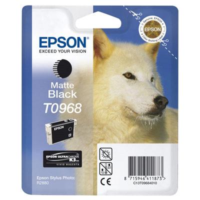 Epson Matte Black T0968 Ink Cartridge