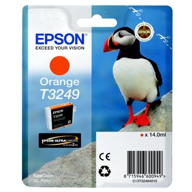 Epson Orange Ink Cartridge (980 Pages)