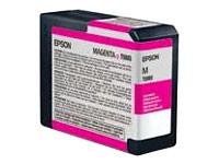 Epson Magenta T5803 UltraChrome Ink Cartridge (80ml)
