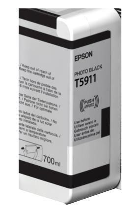Epson Photo Black T5911 Ink Cartridge