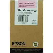 Epson Vivid Light Magenta T6056 Ink Cartridge (110ml)