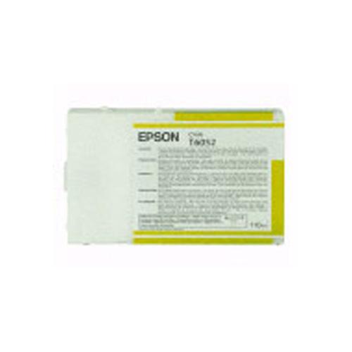 Epson Yellow T6064 Ink Cartridge (220ml)