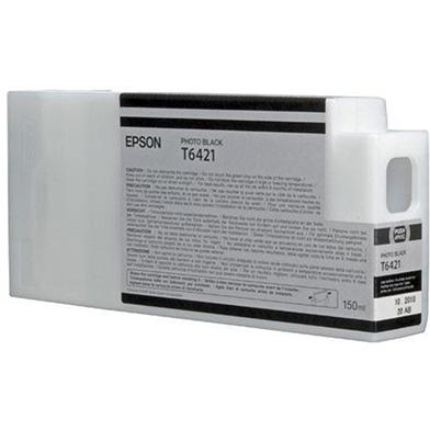 Epson Photo Black T6421 Ink Cartridge (150ml)