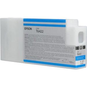 Epson Cyan T6422 150ml Ink Cartridge