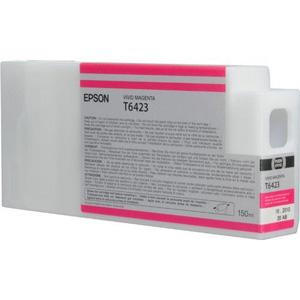 Epson Vivid Magenta T6423 150ml Ink Cartridge