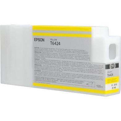 Epson Yellow T6424 Ink Cartridge (150ml)