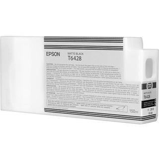 Epson Matte Black T6428 150ml Ink Cartridge
