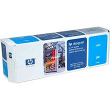 HP Cyan UV ink 410ml