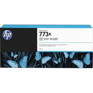 HP No. 773 Photo Black Ink Cartridge (775ml) for DesignJet Printers
