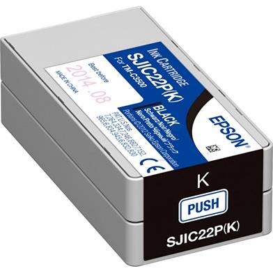 TM-C3500 Black Ink Cartridge (33ml)