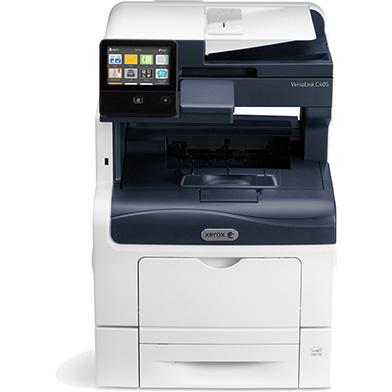 Xerox VersaLink C405N + Extra High Capacity Black Toner (10,500 Pages)