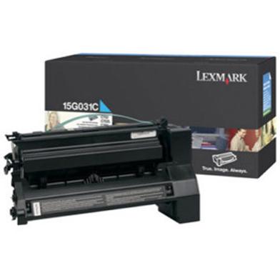 Lexmark C7702CS Cyan Toner Cartridge (6,000 Pages)