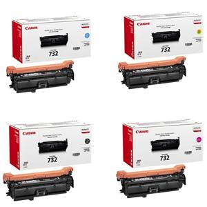 Canon Toner Rainbow Pack CMY(6.4k) K(12k)