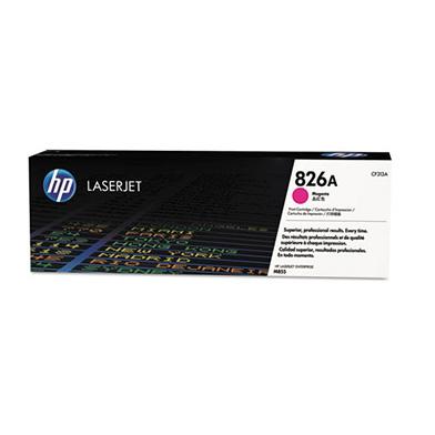 HP CF313A 826A Magenta Toner Cartridge (31,500 pages)