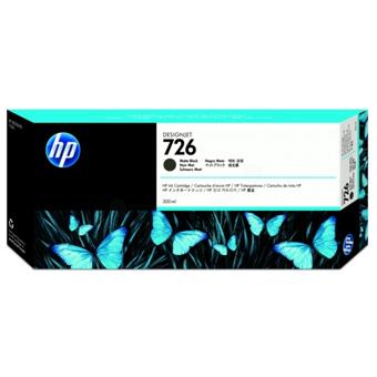 HP No.726 Ink Cartridge (Matte Black) 300ml