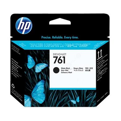 HP 761 Matte Black Printhead