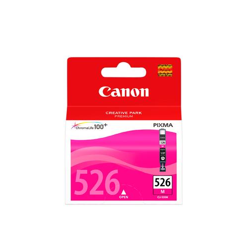 Canon CLI-526M Magenta ink cartridge (204 photos)