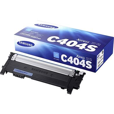 Samsung CLT-C404S Cyan Toner Cartridge (1,000 pages)