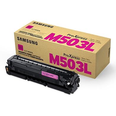 Samsung SU281A CLT-M503L Magenta Toner Cartridge (5,000 Pages)