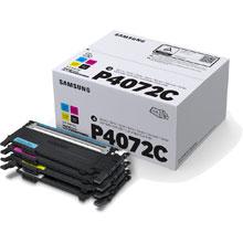Samsung 4072 Toner Rainbow Pack CMYK (1k)