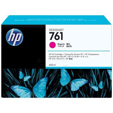 HP No. 761 Magenta Ink Cartridge (400ml)
