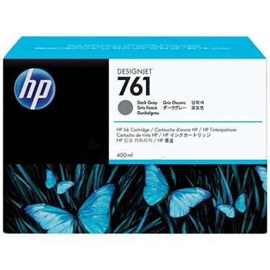 HP No. 761 Grey Ink Cartridge (400ml)