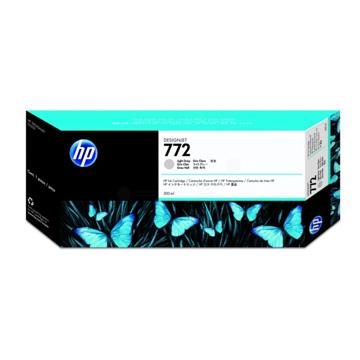 HP No.772 Light Grey Ink Cartridge (300ml) for  Designjet Z5200 PostScript Printer