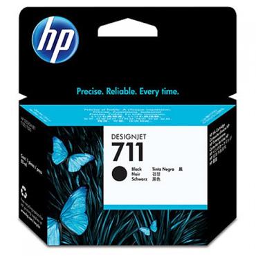HP 711 Hi-Cap Black Ink Cartridge (80ml)