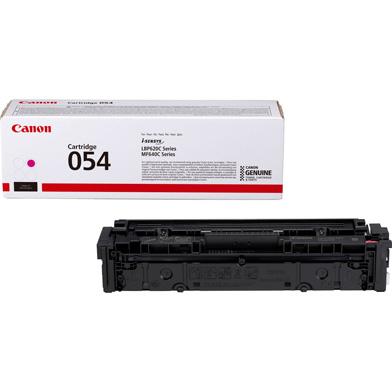 Canon 054 Magenta Toner Cartridge (1,200 Pages)