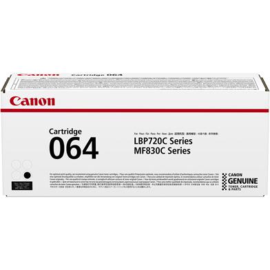 Canon 064 Black Toner Cartridge (6,000 Pages)