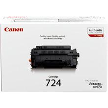 Canon 724 Black Toner Cartridge (6,000 Pages)