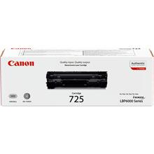 Canon 725 Black Toner Cartridge (1,600 Pages)