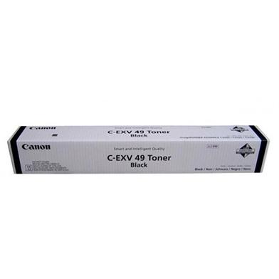 Canon 8524B002 C-EXV49 Black Original Toner Cartridge (36,000 Pages)