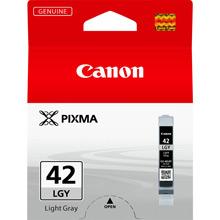 Canon CLI-42LGY Light Grey Ink Cartridge (835 Photos)