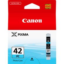 Canon CLI-42PC Photo Cyan Ink Cartridge (292 Photos)