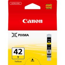 Canon CLI-42Y Yellow Ink Cartridge (284 Photos)