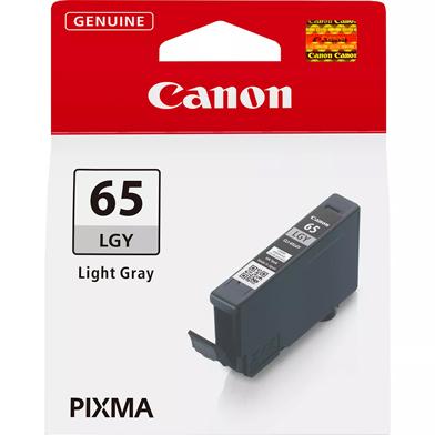 Canon CLI-65LGY Light Grey Ink Cartridge (12.6ml)