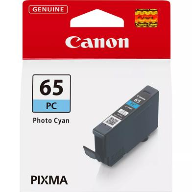 Canon 4220C001AA CLI-65PC Photo Cyan Ink Cartridge (12.6ml)