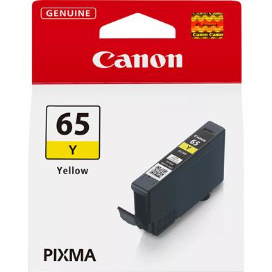 Canon CLI-65Y Yellow Ink Cartridge (12.6ml)