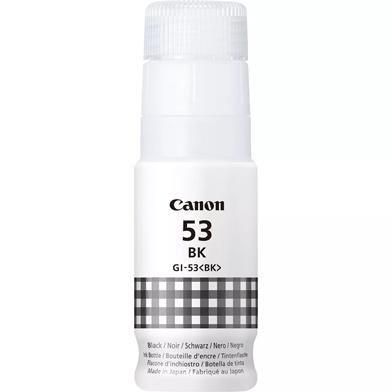 Canon GI-53BK Black Ink Bottle (3,700 Pages)