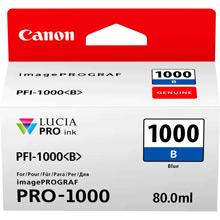Canon PFI-1000B Blue Ink Cartridge (545 Photos)
