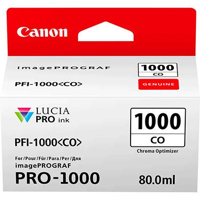 Canon 0556C001 PFI-1000CO Chroma Optimizer Ink Cartridge (97 Photos)
