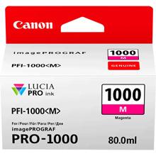 Canon PFI-1000M Magenta Ink Cartridge (965 Photos)