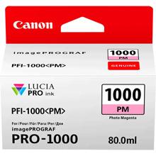 Canon PFI-1000PM Photo Magenta Ink Cartridge (374 Photos)