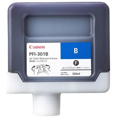 Canon PFI-301B Blue Ink Cartridge (330ml)