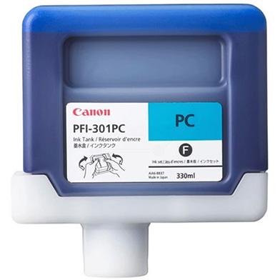 Canon PFI-301PC Photo Cyan Ink Cartridge (330ml)