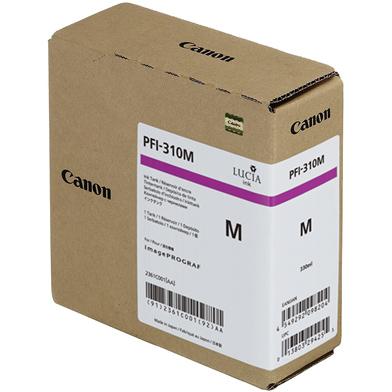Canon PFI-310M Magenta Ink Cartridge (330ml)